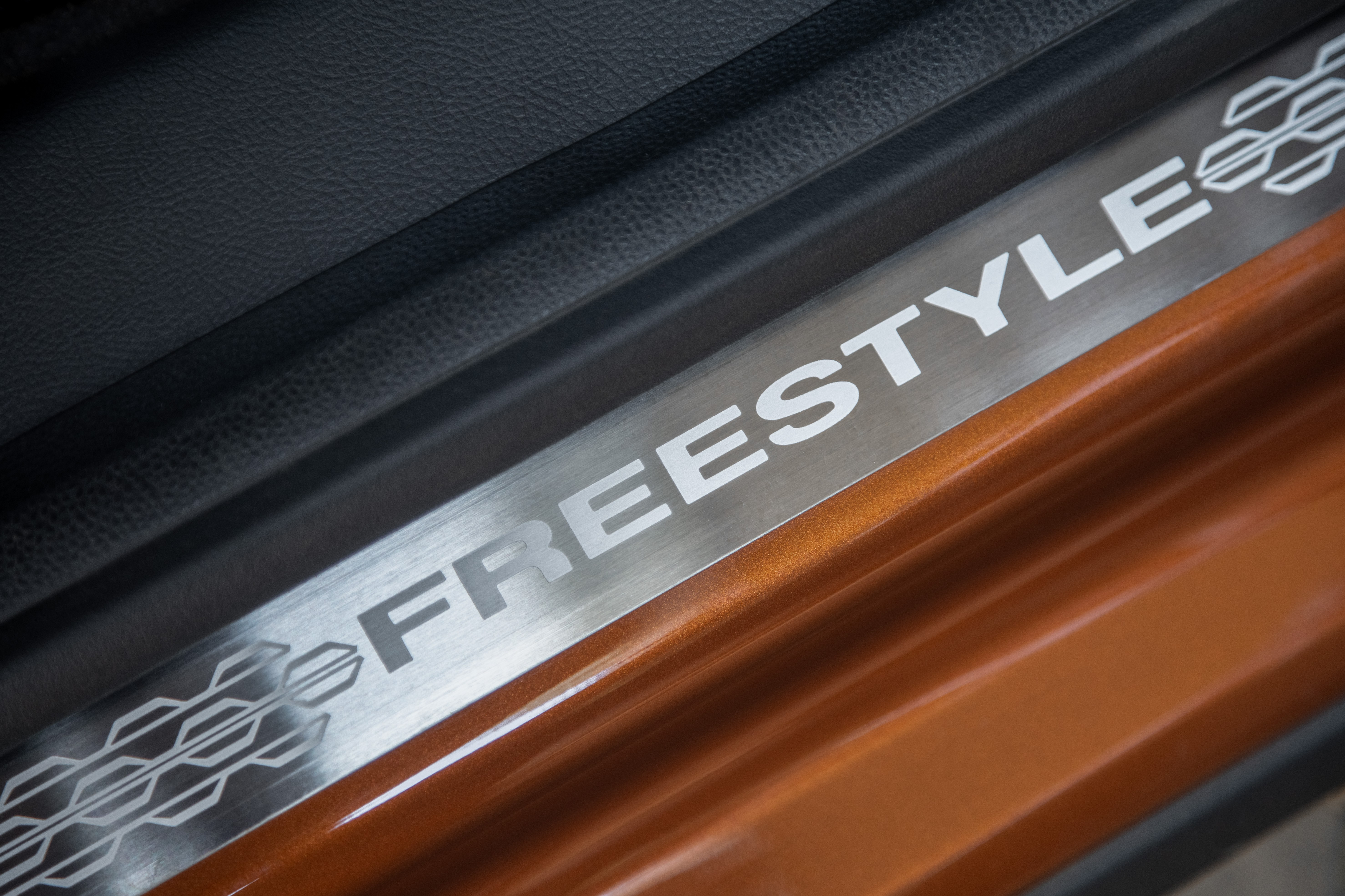Ford Freestyle Titanium 2