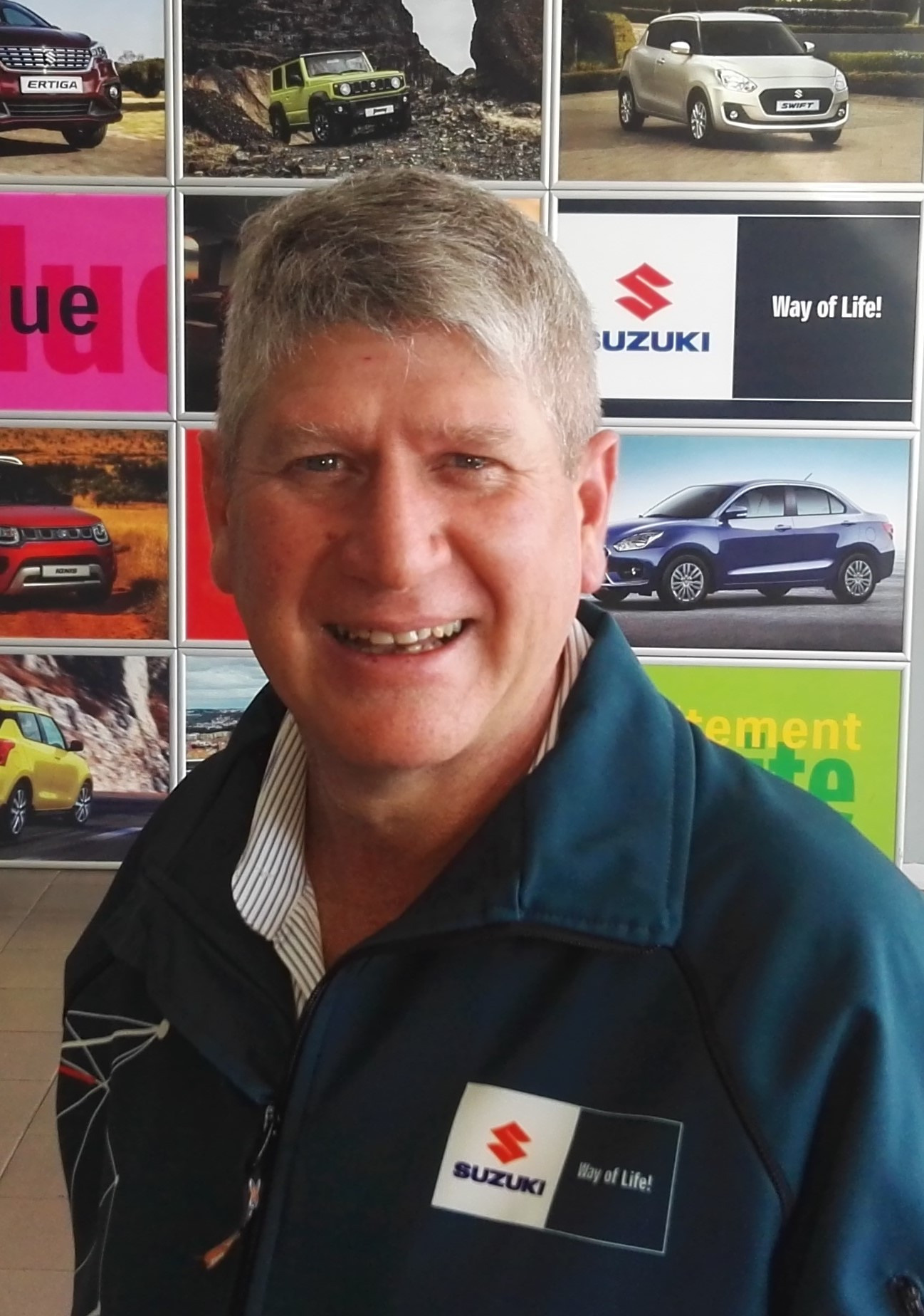 Duncan Parsons, dealer principal at Fury Motors in Pietermaritzburg