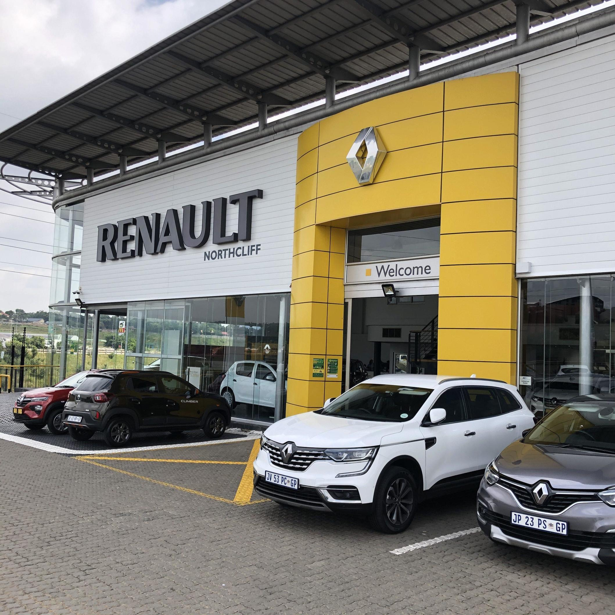 Renault Northcliff dealership