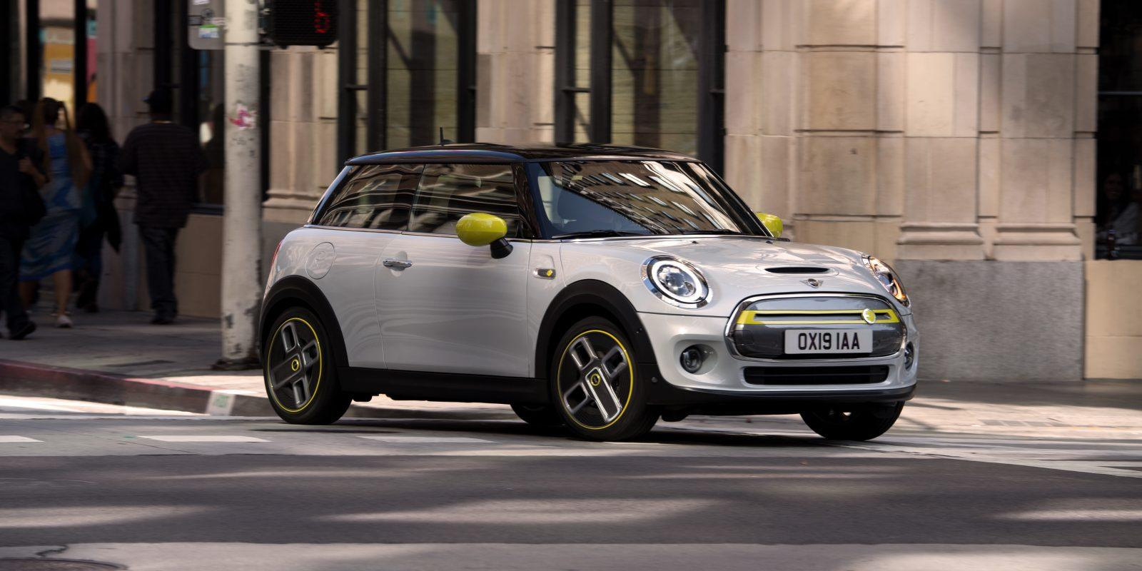 The electric Mini will be available in South Africa before the end of the year.