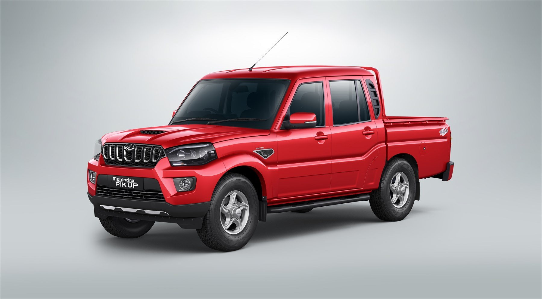 Mahindra Pik Up October 2020