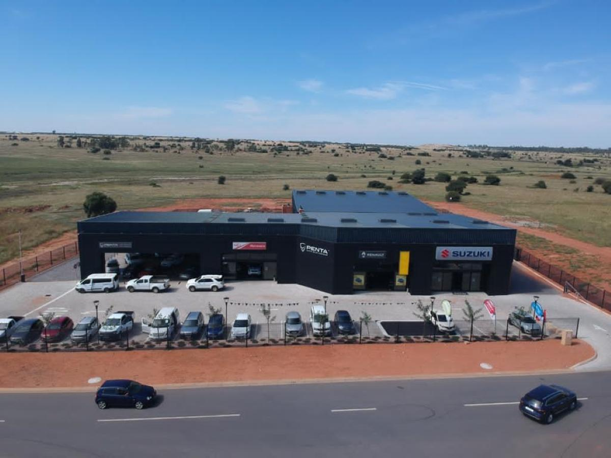 Penta Multi-franchise Klerksdorp.