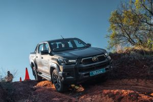 Cars Awards Toyota Hilux