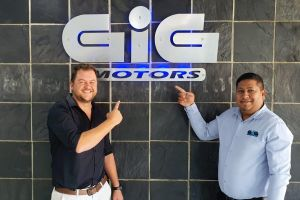 Gi G Motors johan and renesh