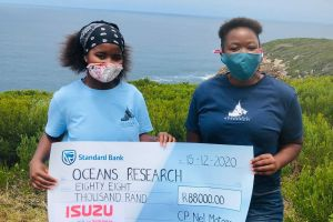 C P Nel Motors supports environmental education youth programme in Mossel Bay
