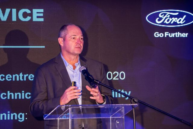 Neale Hill Ford South Africa Managing Director 1800x1800