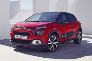 More French chic for Citroën's C3