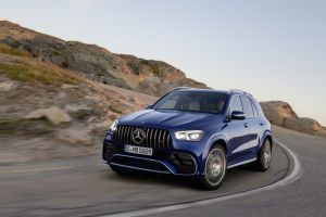 The beast released in GLE range