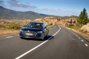 Audi launches S8 flagship in SA