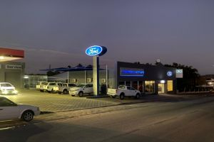 Revamp in Oudtshoorn for Ford