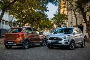 Ford upgrades EcoSport, Tourneo Custom and F