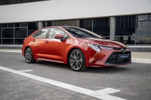 Lockdown launches: New Toyota Corolla