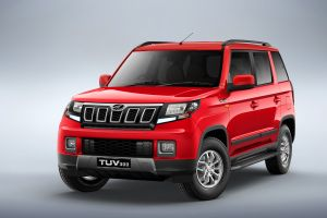 Lockdown launches: Upgraded Mahindra TUV300