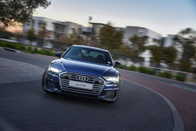 Lockdown launches: Audi completes the upgrade in the business class
