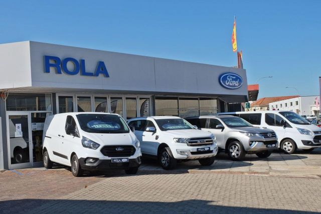 Rola Ford Caledon in the Western Cape