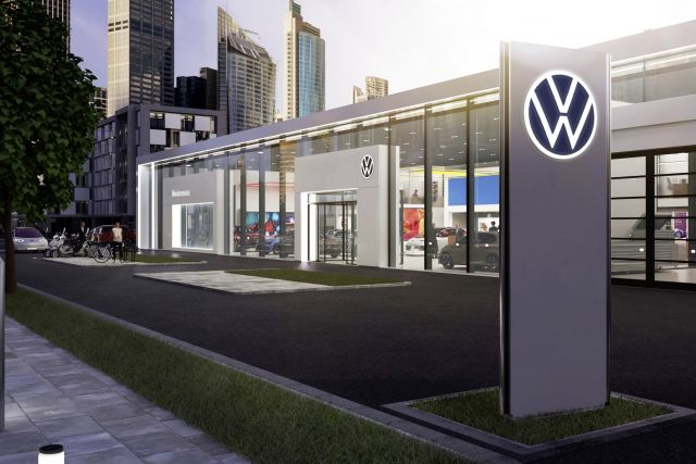 New Volkswagen Dealerships