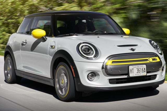Electrifying MINI will be here soon
