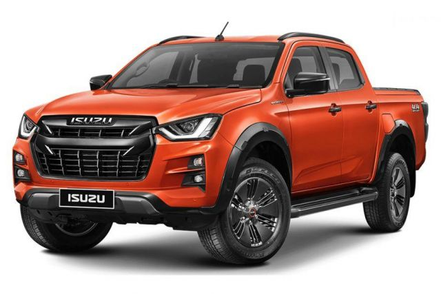 New Isuzu bakkie here in 2022