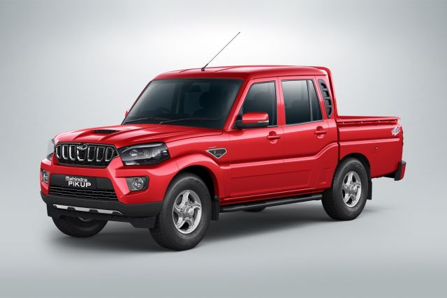 Mahindra has completed the upgrade of its locally assembled pik up range 1800x1800