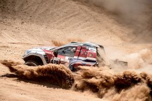 Local manufacturers dominate The Dakar