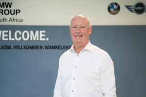 BMW old CEO Tim abbott