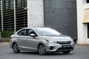 Honda launches eighth gen Ballade in SA